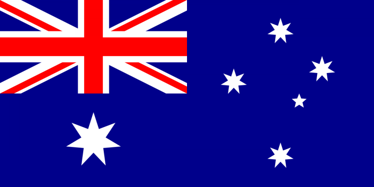 Знаме Австралия