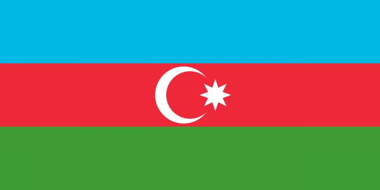 Знаме Азербайджан