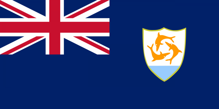 Знаме Ангуила