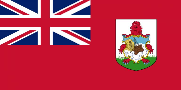 Знаме Бермуда