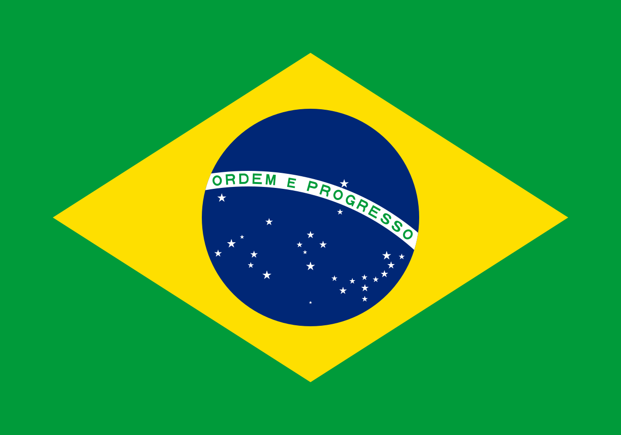 Знаме Бразилия