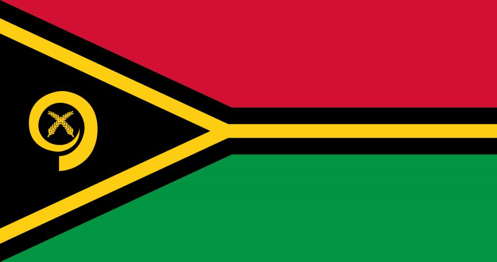 Знаме Вануату