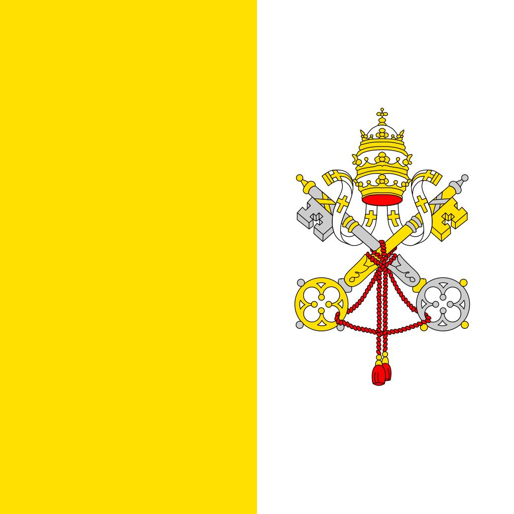 Знаме Ватикана