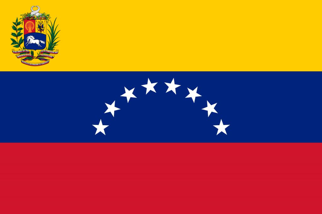 Знаме Венецуела