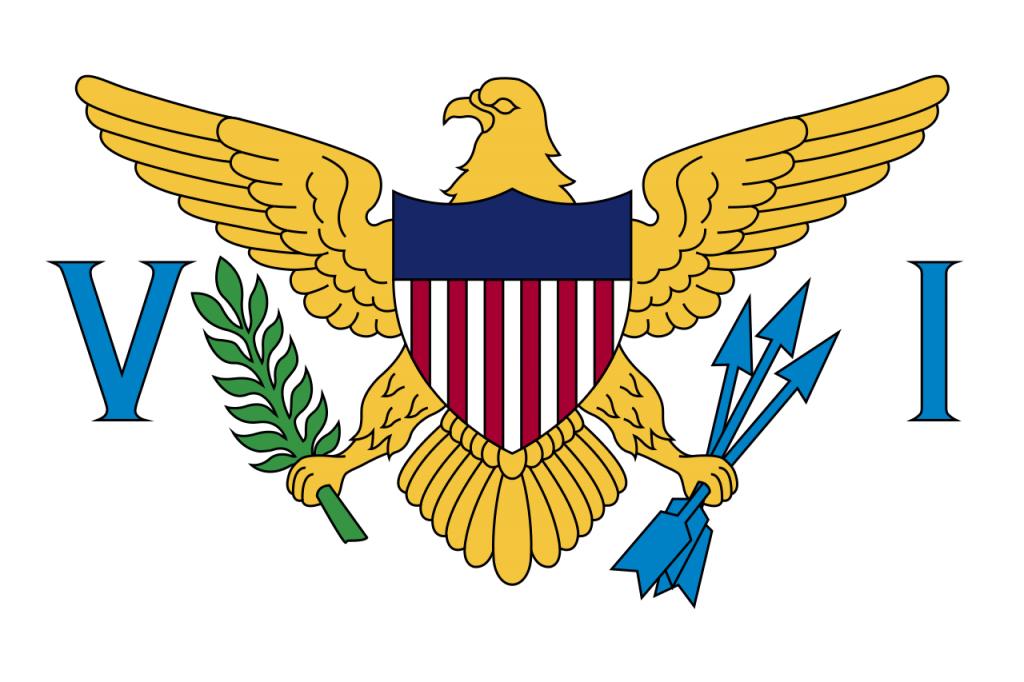 Знаме Вирджински острови