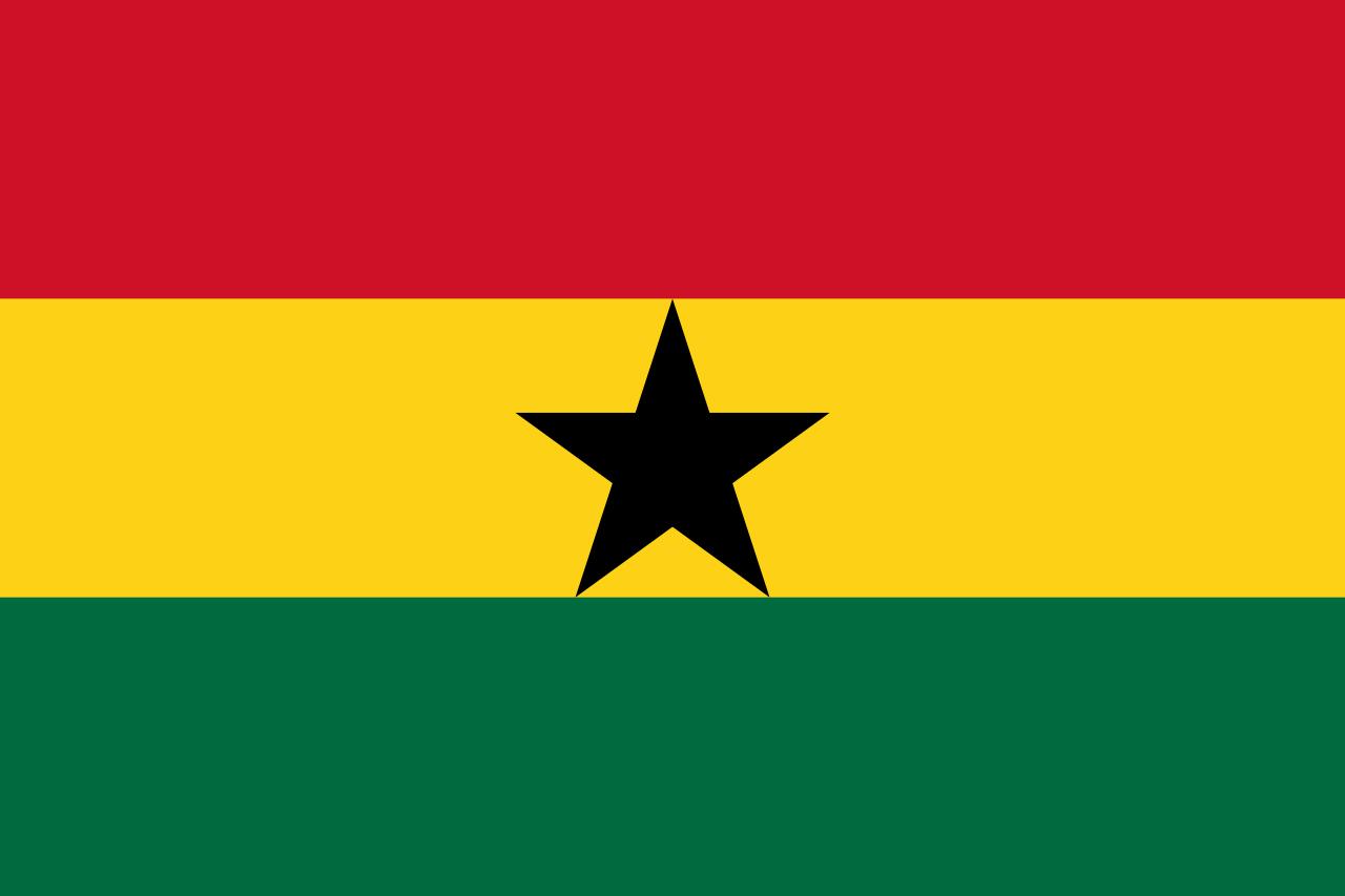 Знаме Гана