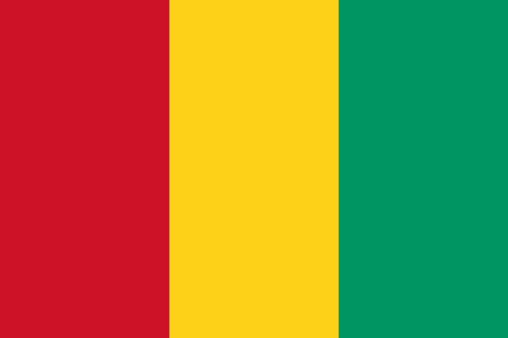 Знаме Гвинея