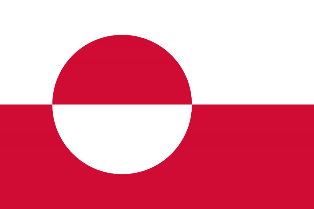 Знаме Гренландия