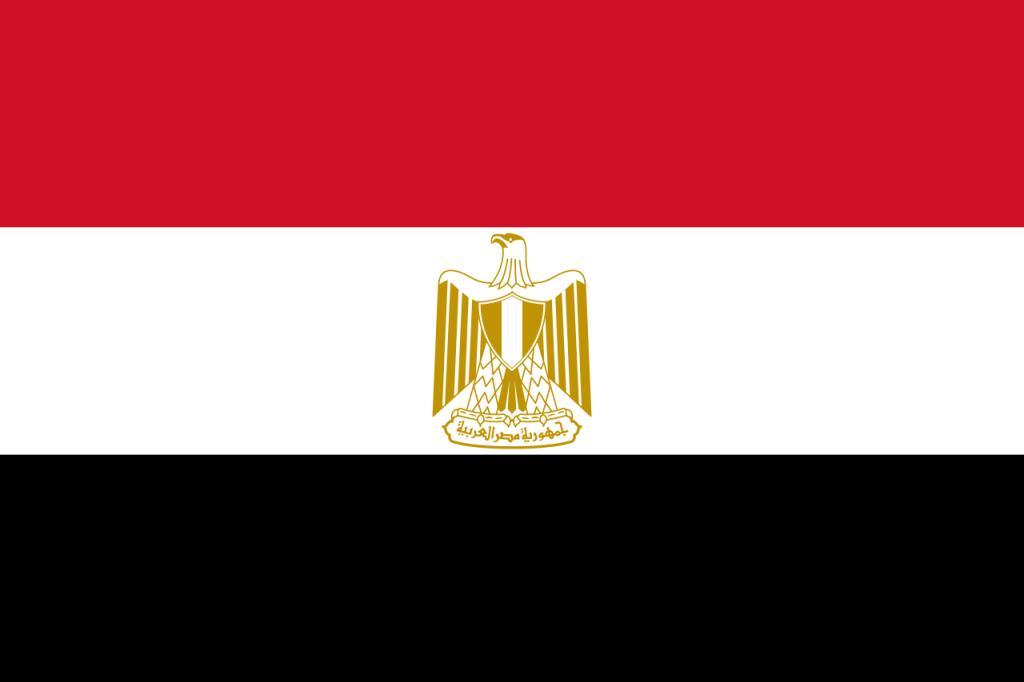 Знаме Египет