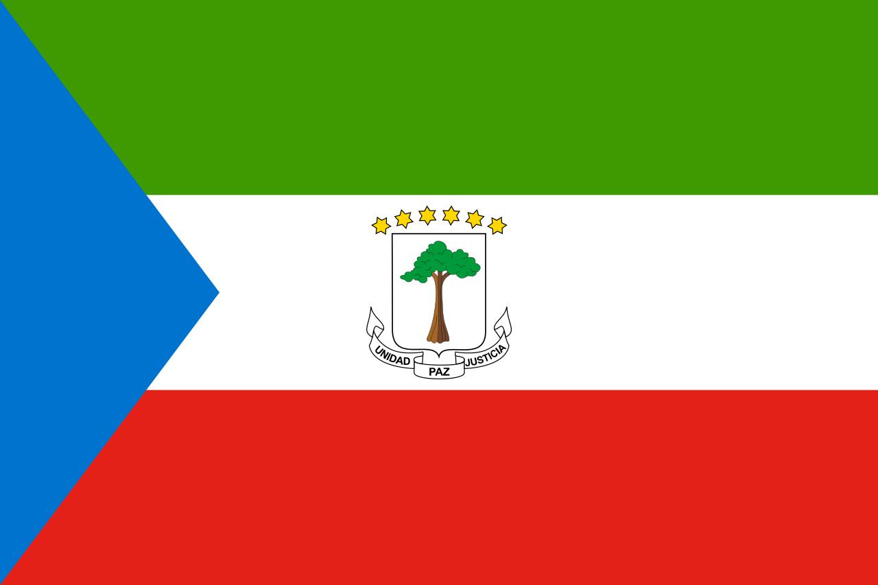 Знаме Екваториална Гвинея