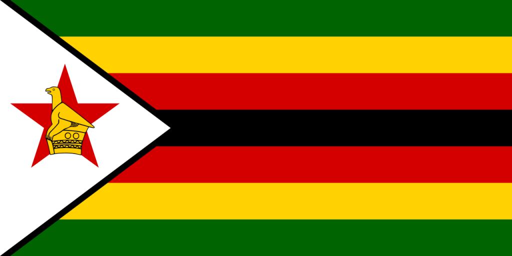 Знаме Зимбабве