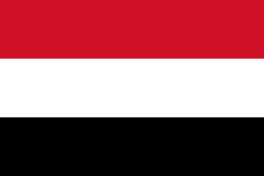 Знаме Йемен