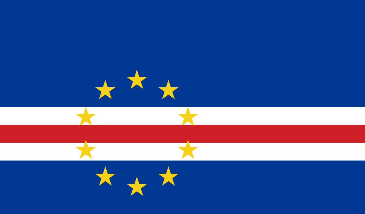 Знаме Кабо Верде