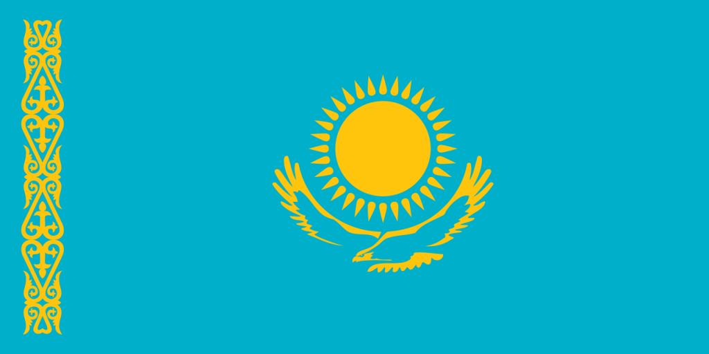 Знаме Казахстан