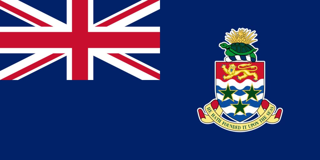 Знаме Кайманови острови