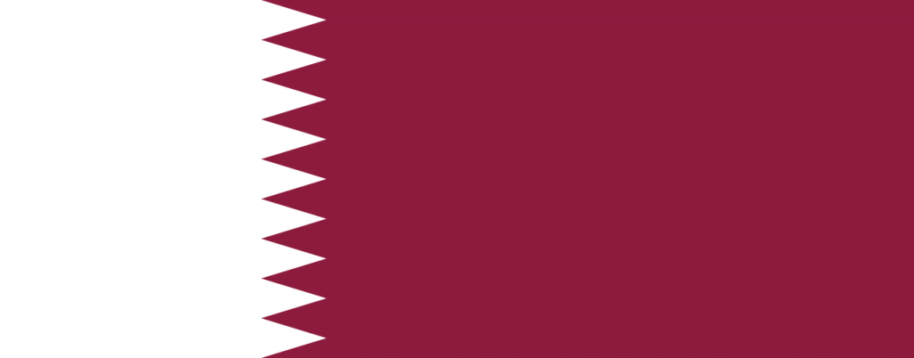 Знаме Катар