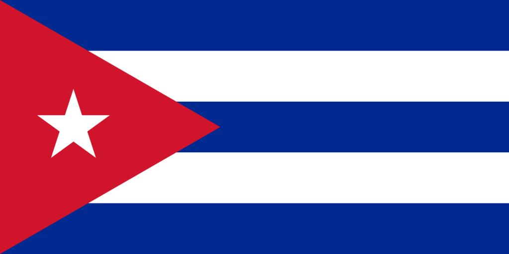 Знаме Куба
