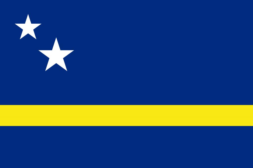 Знаме Кюрасао