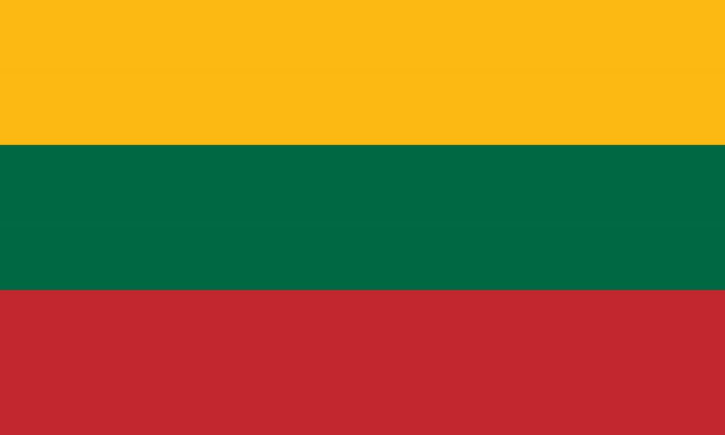 Знаме Литва