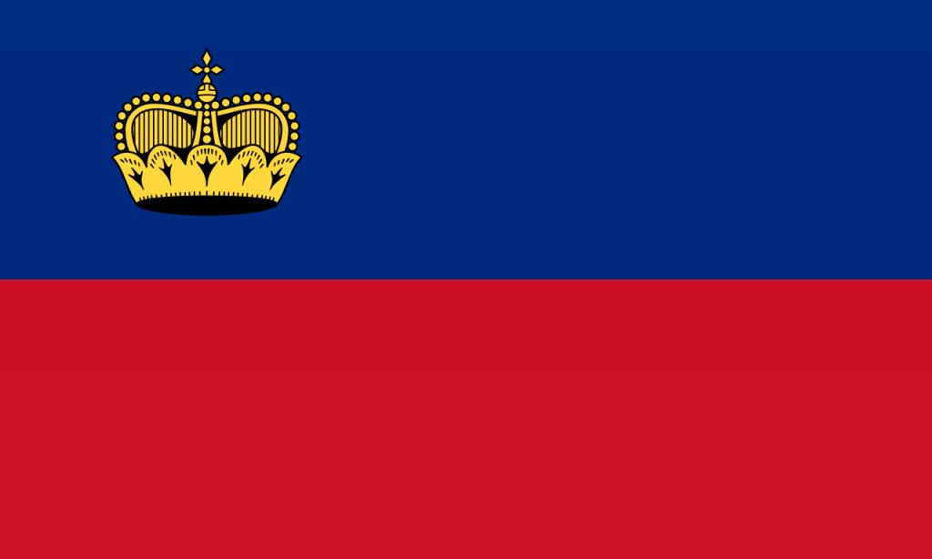 Знаме Лихтенщайн