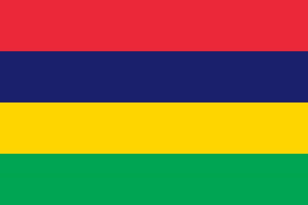 Знаме Мавриций