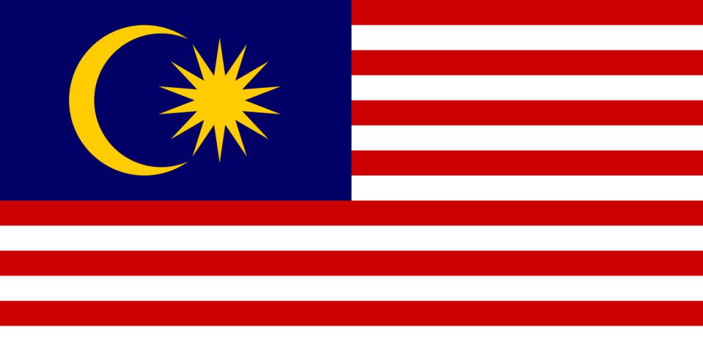 Знаме Малайзия
