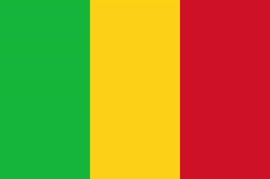 Знаме Мали