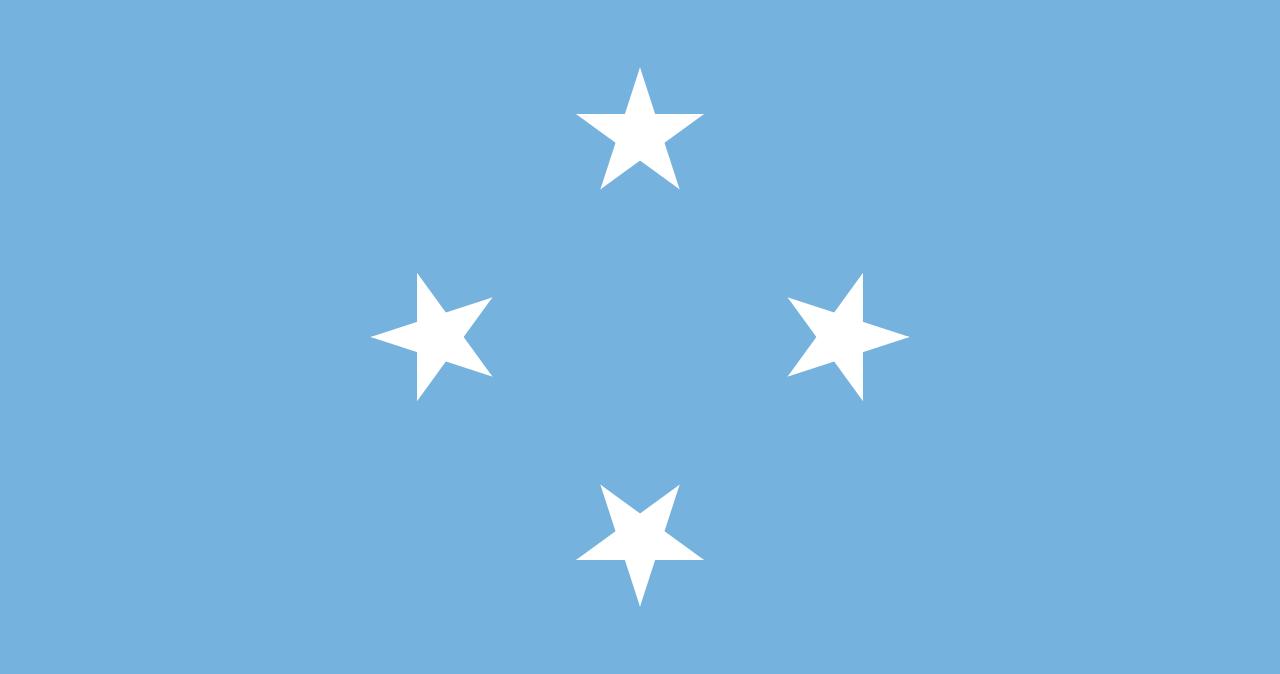 Знаме Микронезия