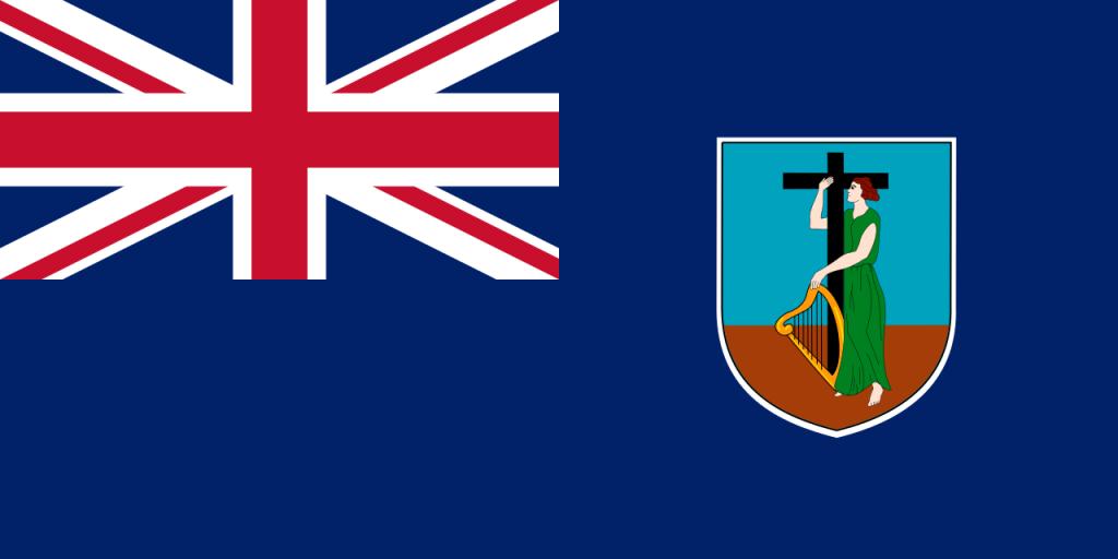 Знаме Монтсерат