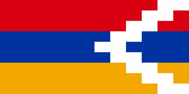 Знаме Нагорно-Карабахска република