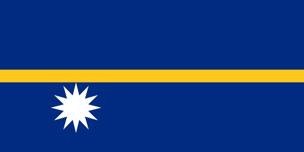 Знаме Науру