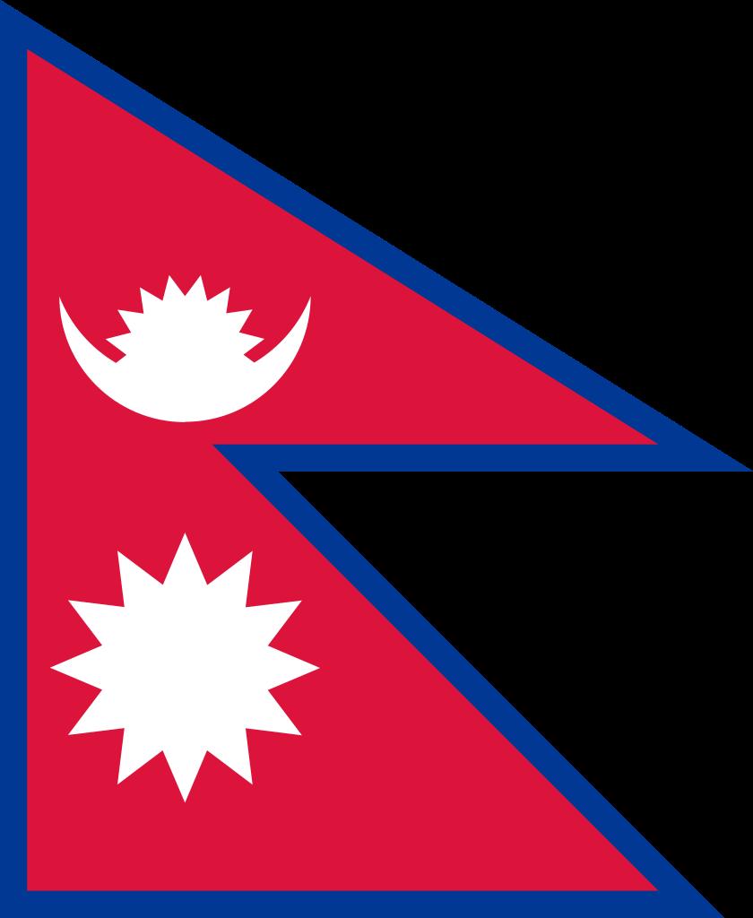 Знаме Непал