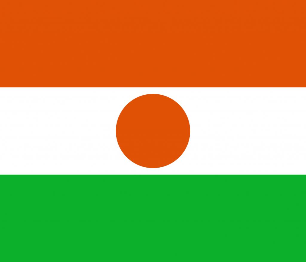 Знаме Нигер