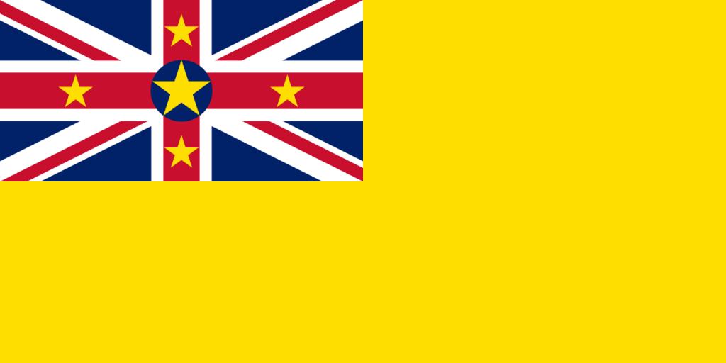 Знаме Ниуе