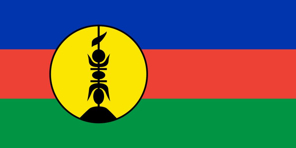 Знаме Нова Каледония
