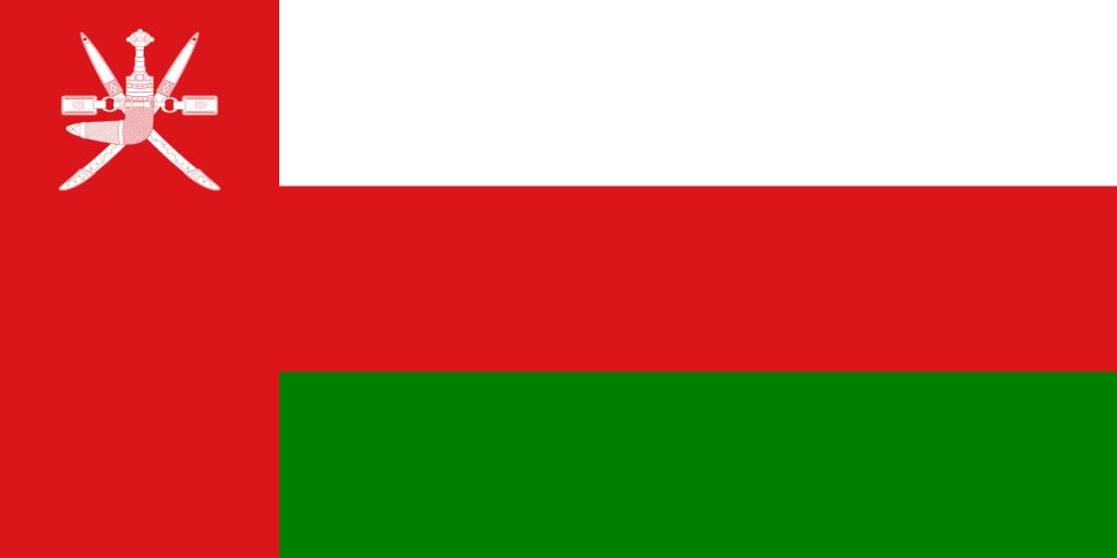 Знаме Оман