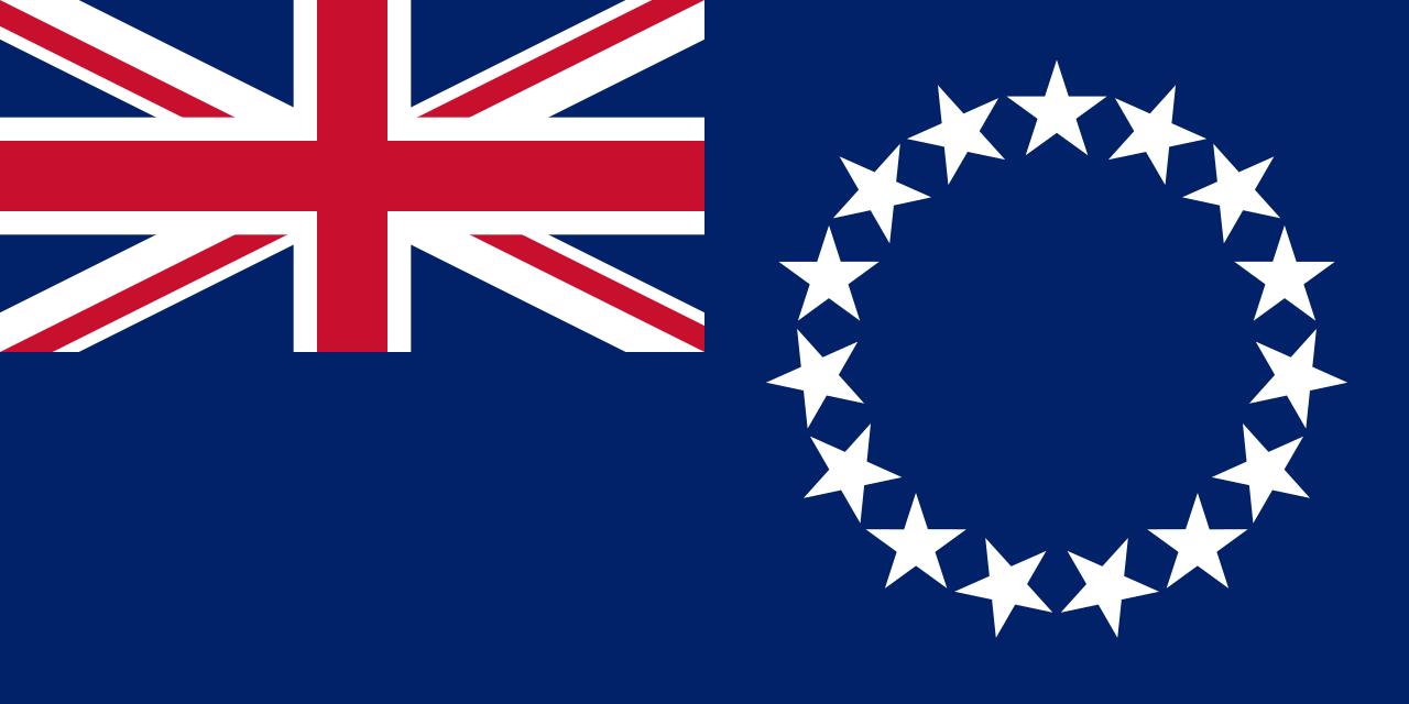 Знаме Острови Кук