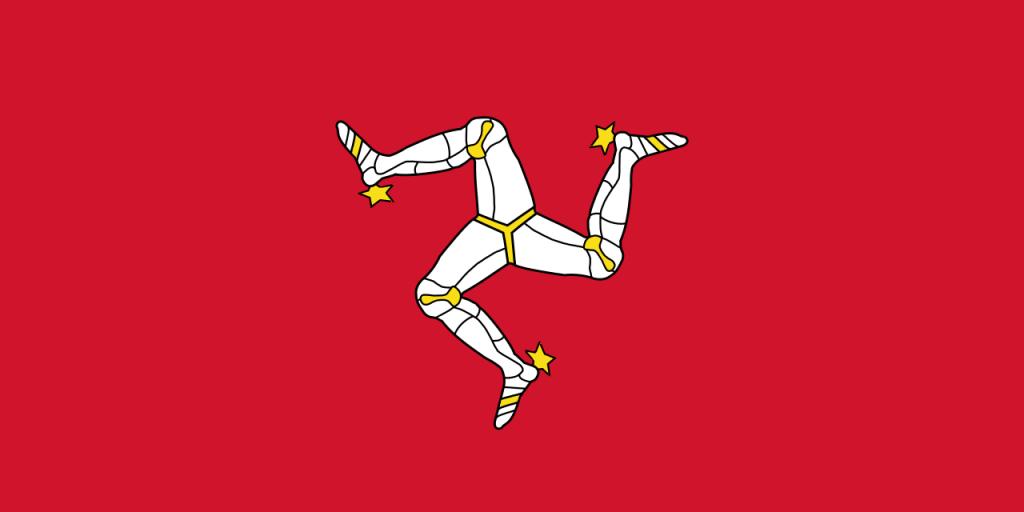 Знаме Остров Ман