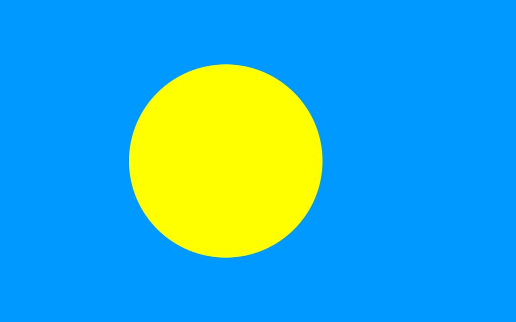 Знаме Палау