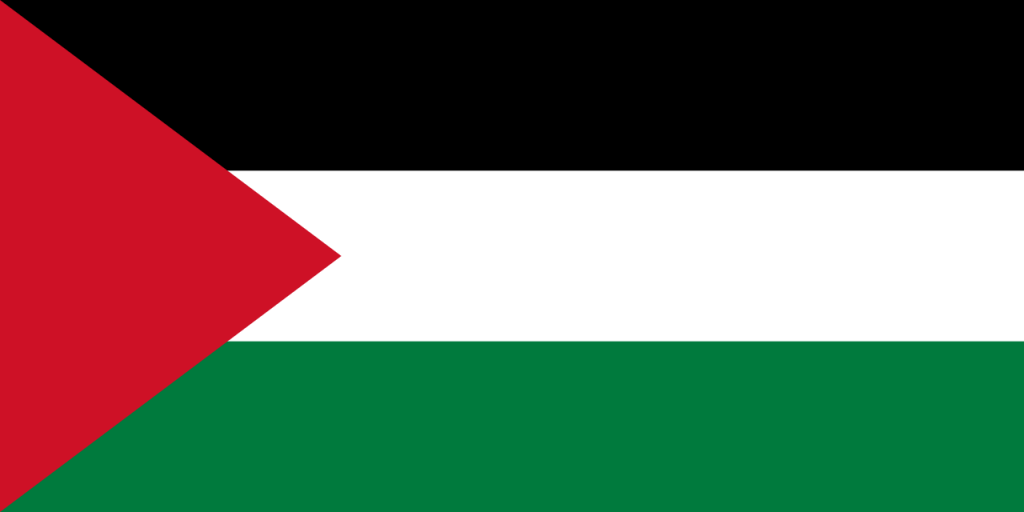 Знаме Палестина