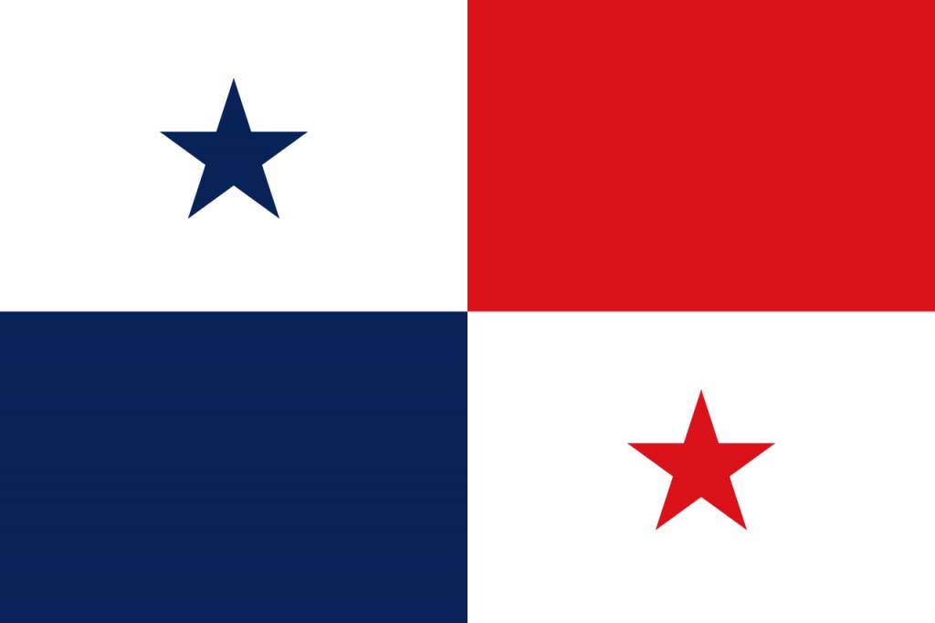 Знаме Панама
