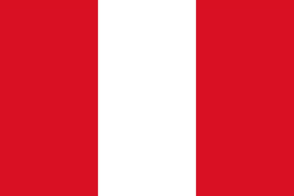 Знаме Перу