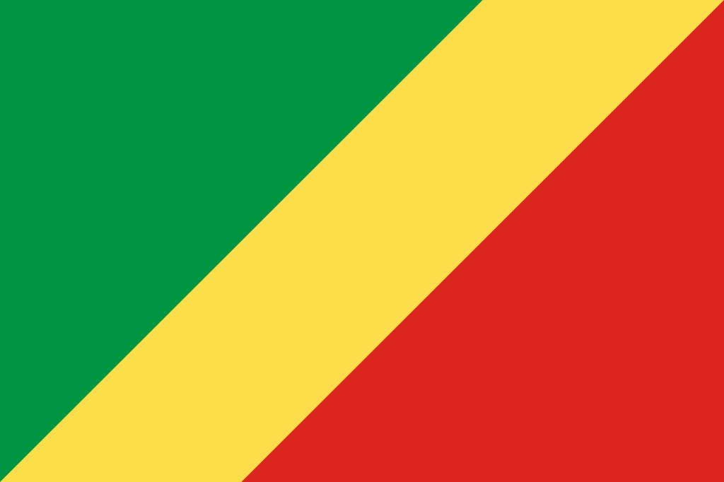 Знаме Република Конго