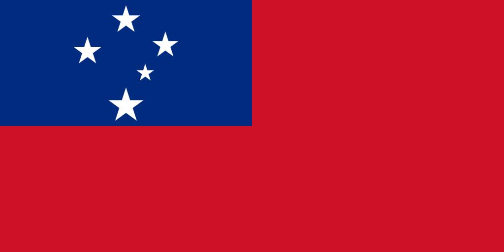 Знаме Самоа