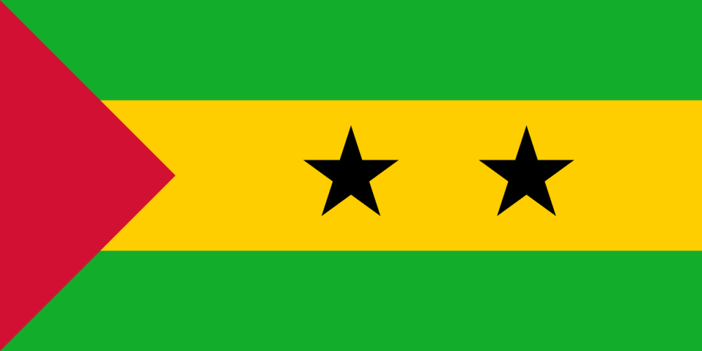 Знаме Сао Томе и Принсипи