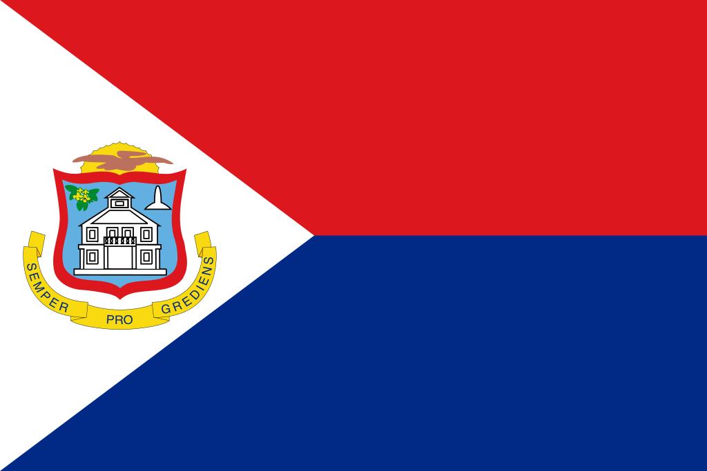 Знаме Синт Мартен