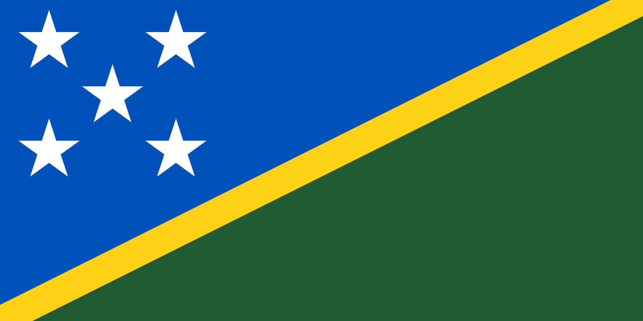 Знаме Соломонови острови