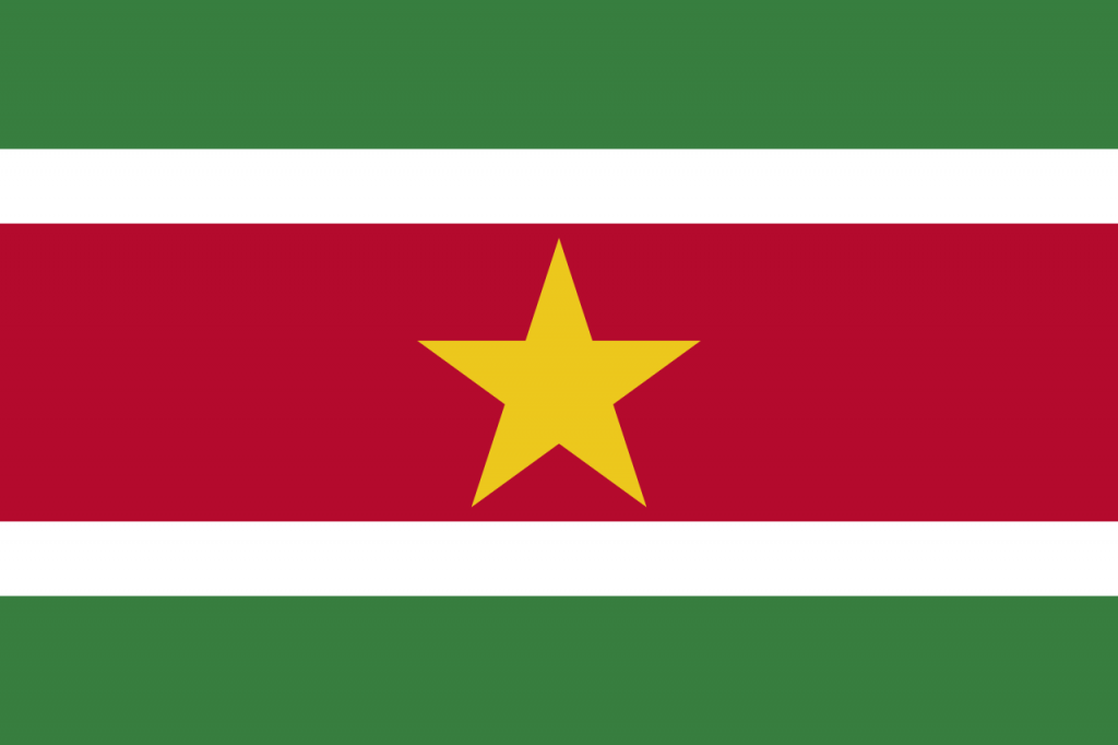 Знаме Суринам