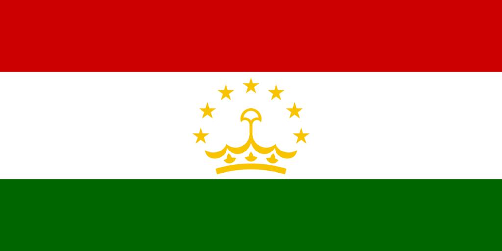 Знаме Таджикистан