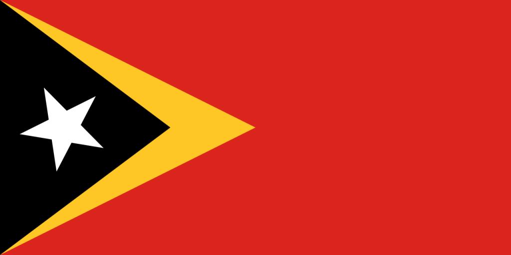 Знаме Тимор-Лесте